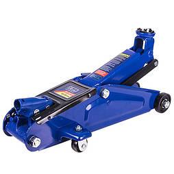 Домкрат гидравлический автомобильный подкатной 3 тонны