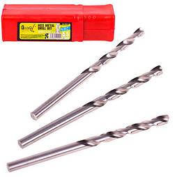 Alloid. Сверло по металлу  5,3мм DIN338 (DB-3385.3)