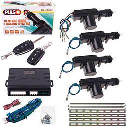 Комплект ц/з  PULSO/DL-32012/12 PIN/с пультом-ключ (DL-32012)