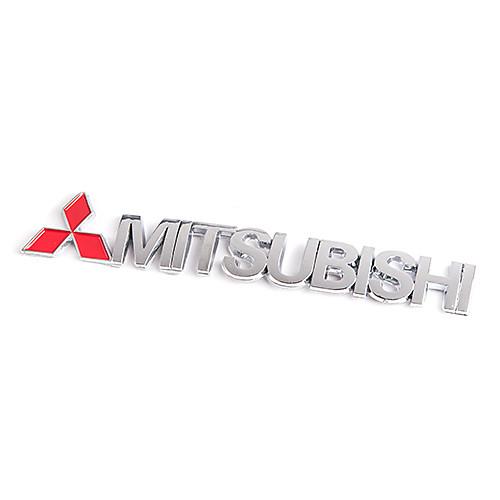 "Надпись ""Mitsubisi"" (150x20)"