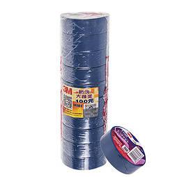 Изолента 3М 18мм*20м*0,15мм Blue (3М 1600)
