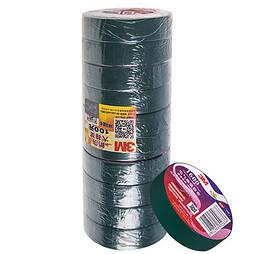 Изолента 3М 18мм*20м*0,15мм Green (3М 1600)