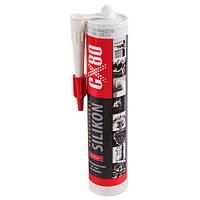 Герметик прокладки силиконовый CX-80 SILICONE PROFESIONAL 310ml (red)-Premium / красный