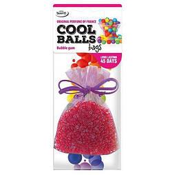 """Аромат. на зеркало мешочек Tasotti/серия """"Cool Balls Bags"""" -  Bubble Gum ((24/72))"""