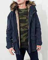 Мужские куртку hollister оригинал 100%. привезены из англии