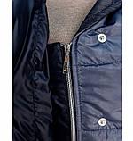 Куртка Minova 8-204-деним-синий, фото 3