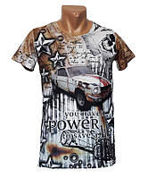 Модные футболки Mastiff - №4956
