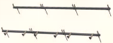Крепление 2-х  коллекторов для скатной кровли RSSMPR2