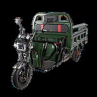 Электрический мопед TRIGO JJ1.6  1200W/60V/35AH(DZM) (зеленый)
