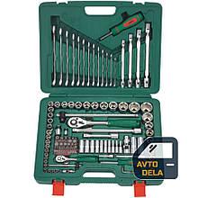Набор инструментов для авто Hans TK-124E