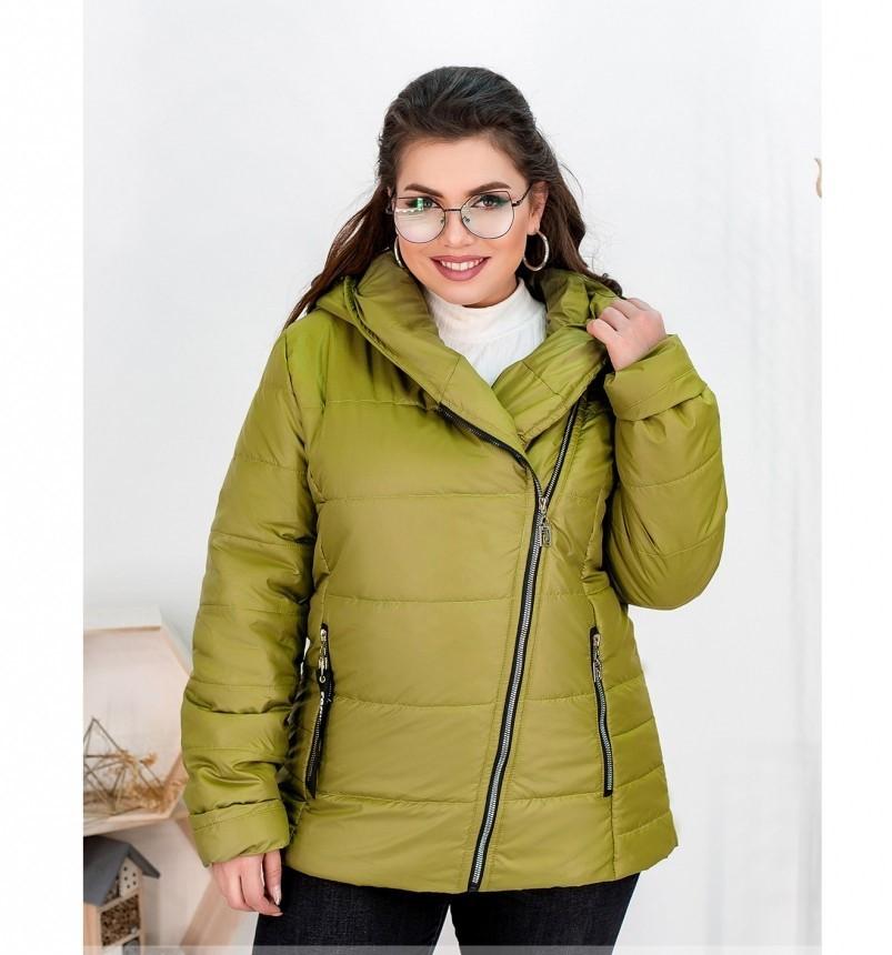 Куртка Minova 17-191-горчица