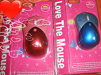 "Мышка компьютерная ""love"", фото 1"