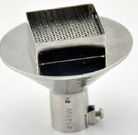 Насадка на термофен для пайки BGA микросхем 45x45мм