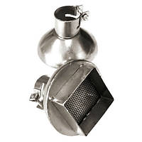 Насадка на термофен для пайки BGA микросхем 35x35мм
