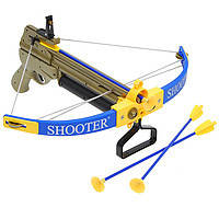 Арбалет, мишень, лазер прицел, стрелы на присосках + код MMT-9823A-1