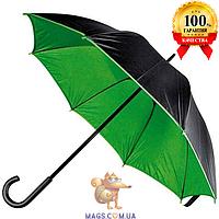 Зонт-трость Dracula Green
