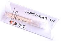 Женская туалетная вода Dolce & Gabbana 3 L`Imperatrice (Дольче Габбана 3 Императрица), 8 мл