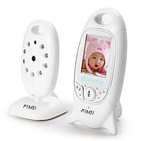 Видеоняня радионяня Baby Monitor VB601 ночное видение