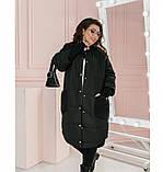 Куртка Minova 199-черный, фото 3