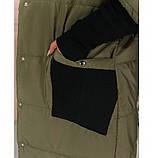Куртка Minova 199-хаки, фото 2