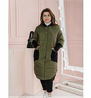 Куртка Minova 199-хаки