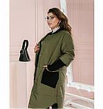 Куртка Minova 199-хаки, фото 3