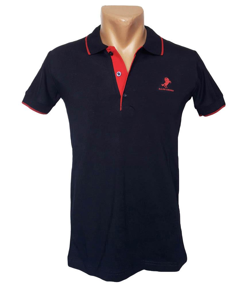 Мужская футболка Поло Sport Line - №4963
