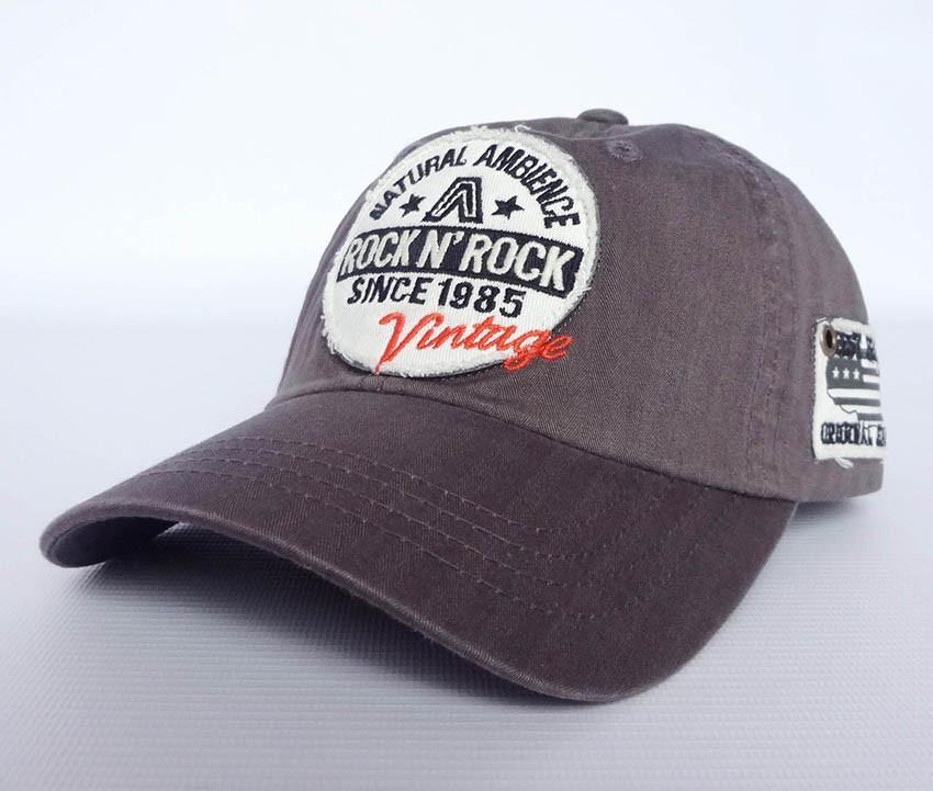 Кепка реперка Rock N' Rock  Sport Line - №1351