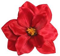 Головка магнолии красная 16 см, фото 1