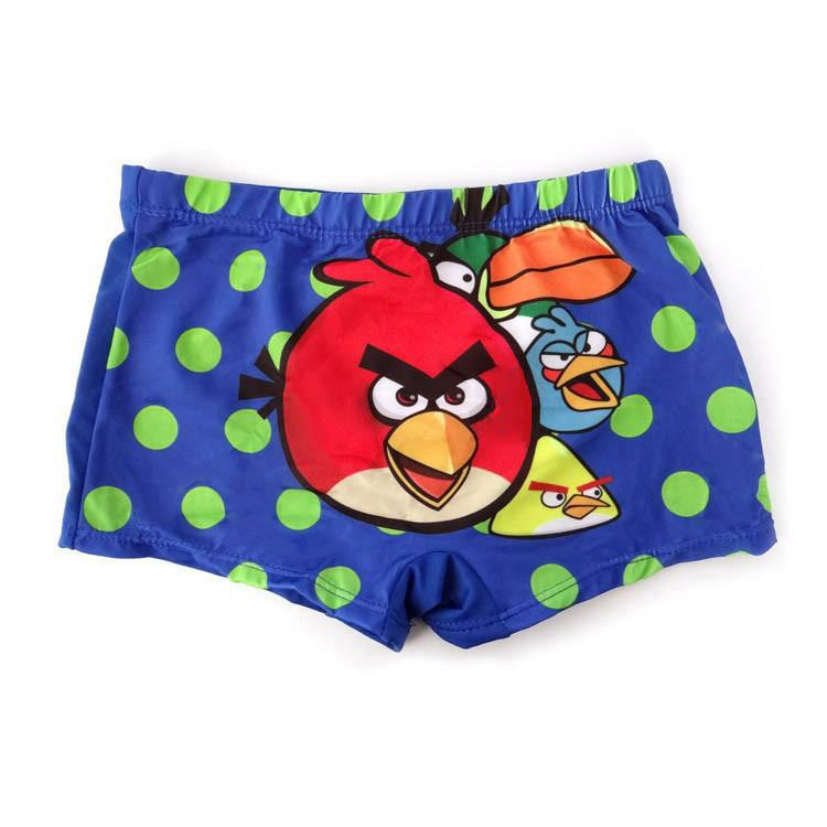 Детские плавки для бассейна Angry Birds - №2066