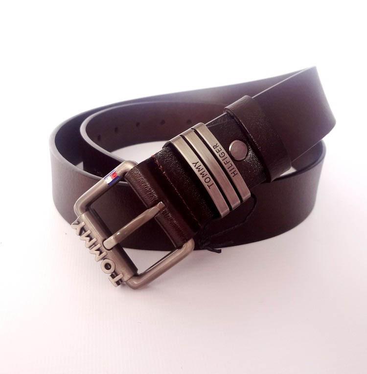 Мужской брючный ремень Sport Line - №1558