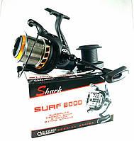 Карповая катушка Shark Surf 8000