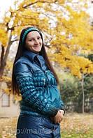 Слингокуртка 3в1демисезонная: беременность, слингоношение, обычная куртка(фото клиентки)