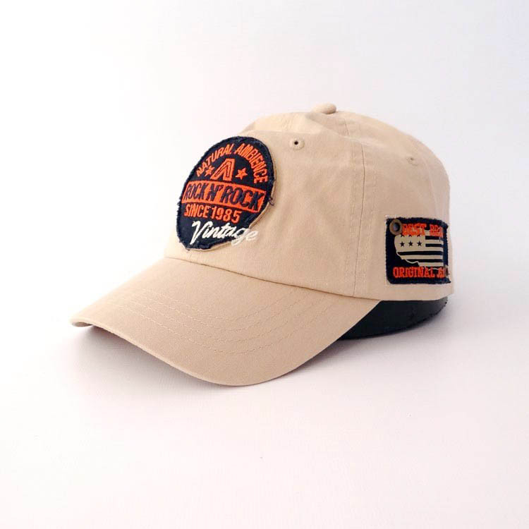 Бейсболки с логотипом Rock N' Rock  Sport Line - №1800