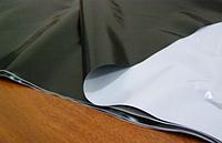 Черно-белая пленка для силосования и для хранения зерна ( зерновой полурукав ) 6000полурукав*120мкр*50м