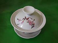 Гайвань из фарфора для чайной церемонии, 100 мл, фото 1