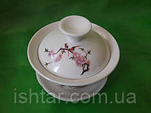 Гайвань из фарфора для чайной церемонии, 100 мл