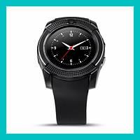 Часы смарт Smart watch V8!Акция