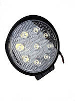 Фары LED дальний свет 27W V LED 001-B Spot