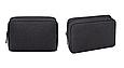 Косметичка-несессер (дорожный) мужской - черный, фото 2