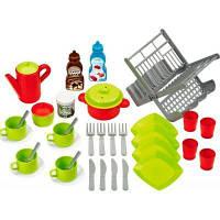 Игровой набор Ecoiffier посуды Chef-Cook (002619)