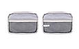 Косметичка-несессер (дорожный) мужской - серый, фото 5