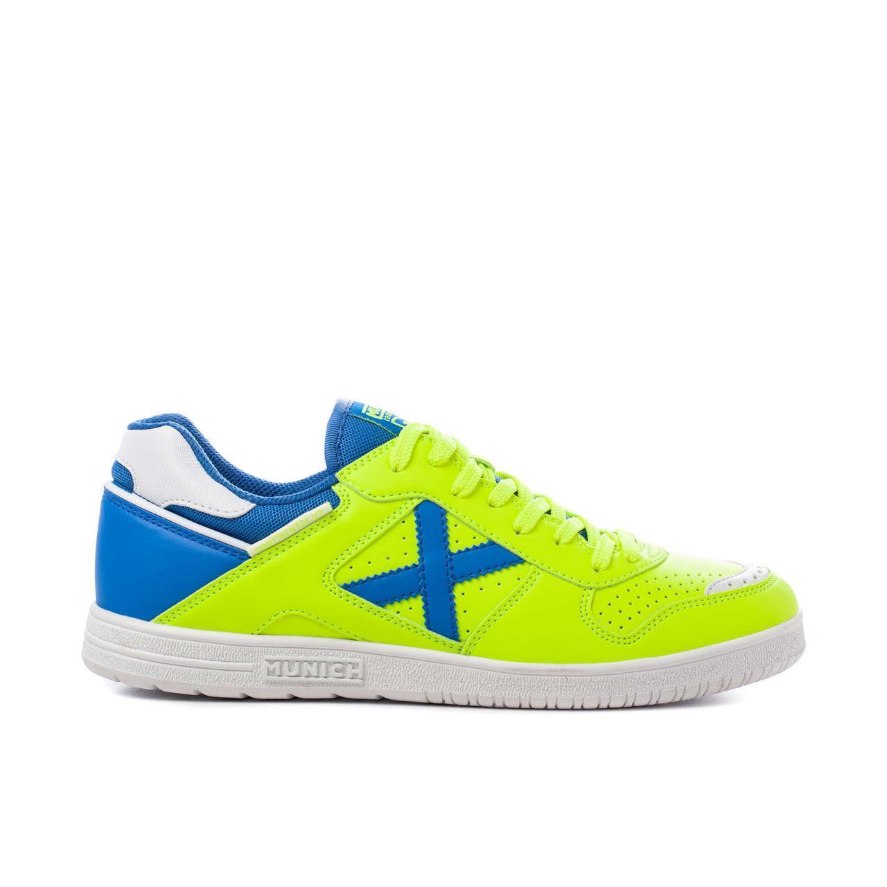 Футзалки MUNICH X CONTINENTAL V2 00  обувь для зала.