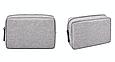 Косметичка-несессер (дорожный) мужской - серый, фото 2
