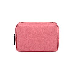 Косметичка-несесер (дорожній) жіночий рожевий