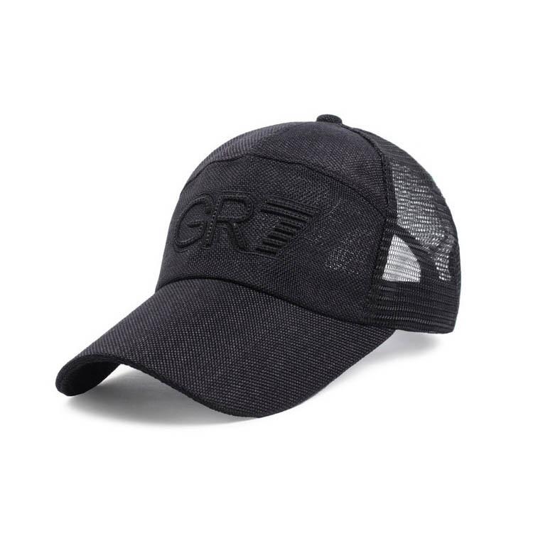 Мужская кепка с сеткой GR7  SGS - №2929