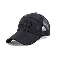 Мужская кепка с сеткой GR7  SGS - №2929, фото 1