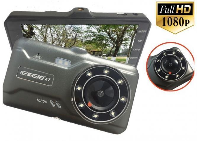 Видеорегистратор автомобильный Eachpai A7 камера заднего вида