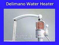 Delimano Water Heater Проточный водонагреватель Делимано!Акция