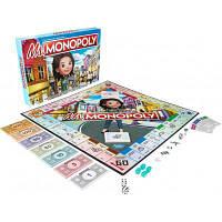 Настольная игра Hasbro Мисс Монополия (E8424)